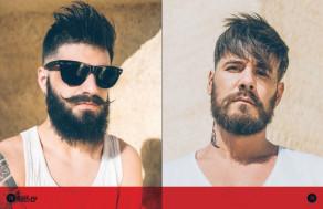 02 de hipster a lumbersexual II by quiquepop revista coiffure mayo 2015