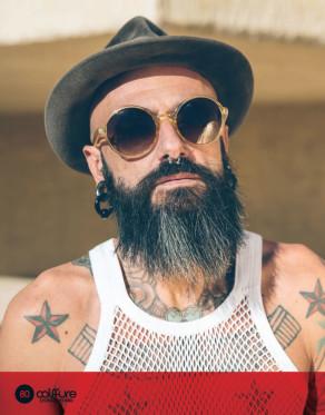03 de hipster a lumbersexual II by quiquepop revista coiffure mayo 2015