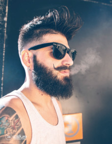 Revista coiffure de hipster a Lumbersexual by quiquepop