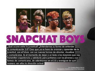2017 REVISTA COIFFURE quiquepop FEBRERO 2017 SNAPCHAT BOYS PDF 1