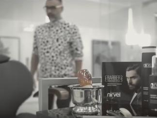 NIRVEL quiquepop productos para barba, linea BARBER